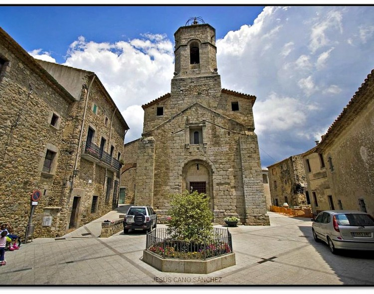 Esglésies i Ermites