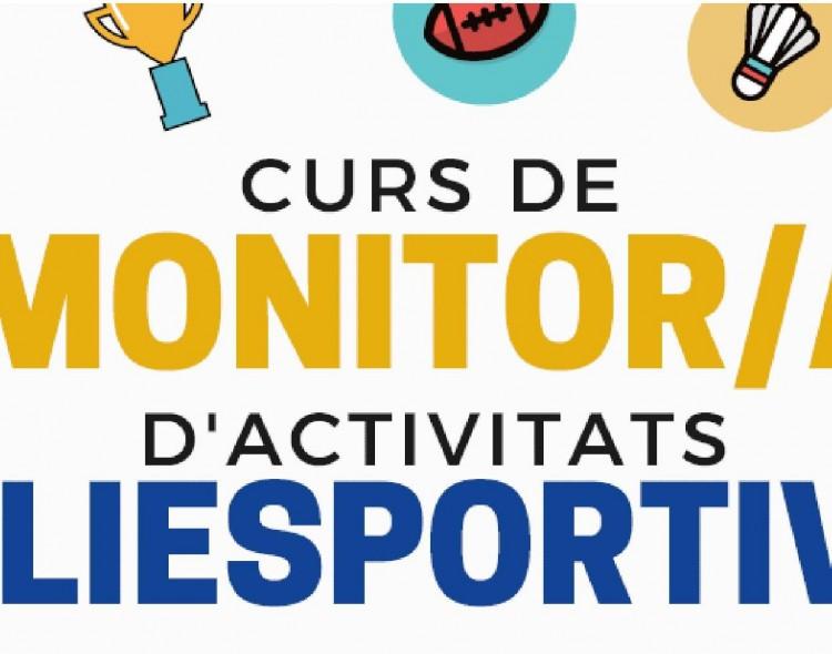 Curs de monitor/a d'activitats poliesportives