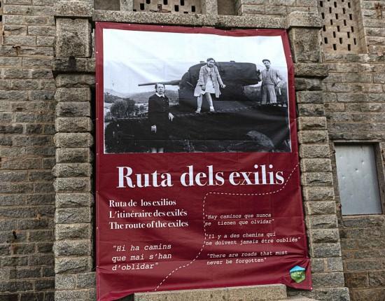 Ruta dels exilis