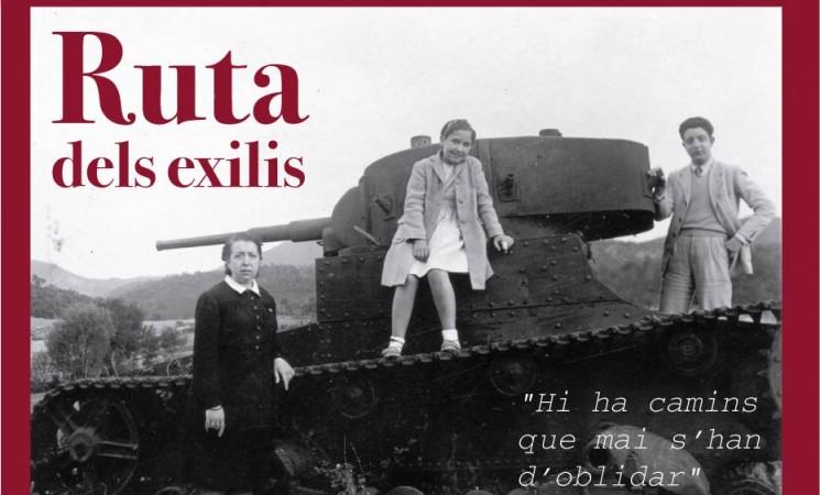 Ruta dels Exilis dia 04 de juliol