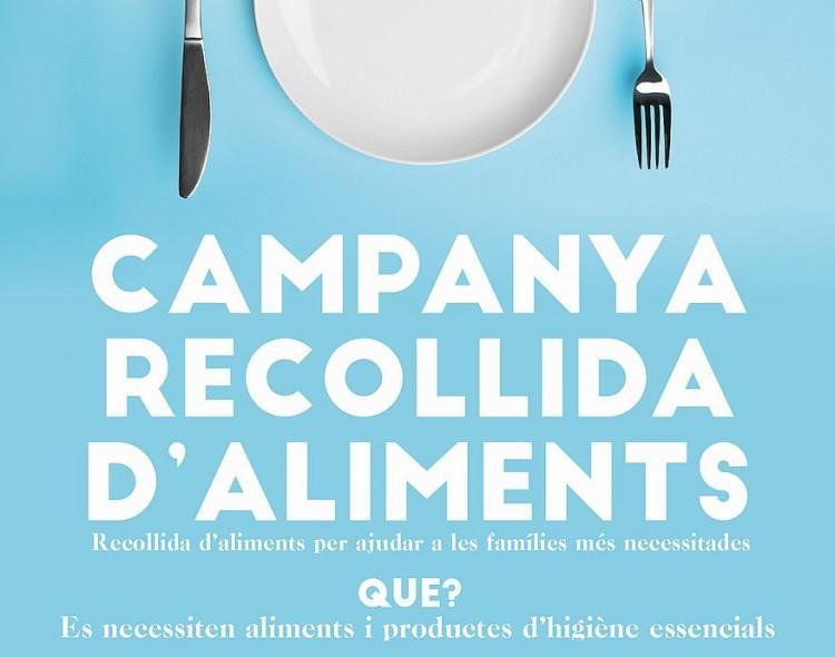 Campanya de recollida d'aliments