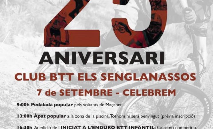 25è anniversari Club BTT Senglanassos
