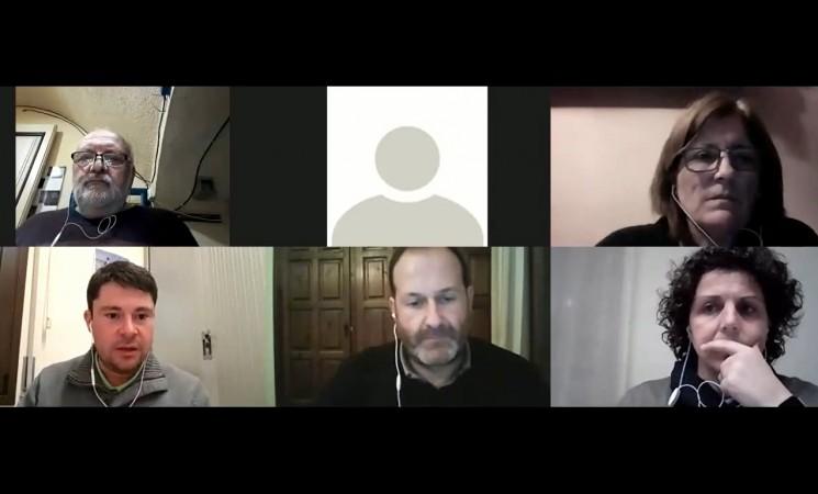Vídeo del Ple de 28 de gener